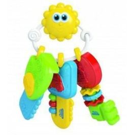 CLEMENTONI Baby elektronické chrastítko - klíče