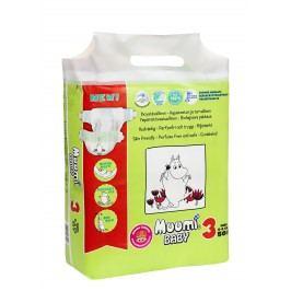 Muumi Baby dětské jednorázové pleny 50 ks Mini 5-8 kg