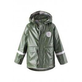 Reima Chlapecká nepromokavá bunda Vihma - tmavě zelená