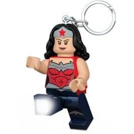 LEGO® LED Lite Dětská svítící figurka DC Super Heroes GWonder Woman - červená
