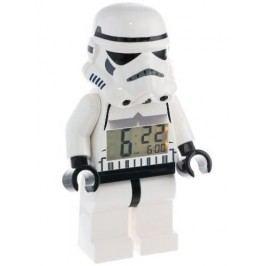 LEGO® Watch & Clock Dětské hodiny s budíkem Star Wars Stormtrooper