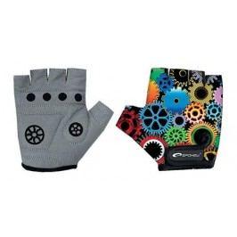 Spokey Dětské cyklistické rukavice Bolt Glove S (17 cm)