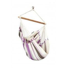 La Siesta Houpací sedačka Caribena - purple