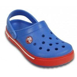 Detail zboží · Crocs Dětské sandály Crocband II.5 - modro-červené 79c34bd9f7