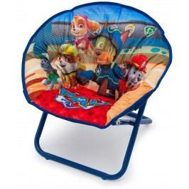 Delta Dětská rozkládací židle Paw Patrol - barevná