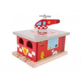 Bigjigs Depo hasičská stanice
