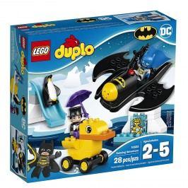 LEGO® DUPLO® Super Heroes 10823 Dobrodružství s Batwingem