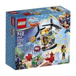 LEGO® DC Super Hero Girls™ 41234 Bumblebee™ a helikoptéra