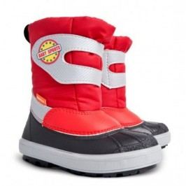Demar Dívčí sněhule Baby Sports E - červené