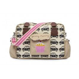 Pink Lining Přebalovací taška, YUMMY MUMMY, taxi