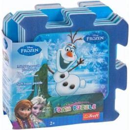 Trefl Pěnové puzzle Frozen 8 ks