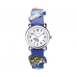 Cannibal Chlapecké hodinky s autíčky - modré
