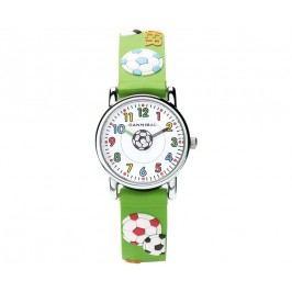Cannibal Chlapecké hodinky s míči - zelené