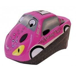 Sulov Dětská helma CAR, růžová - velikost S