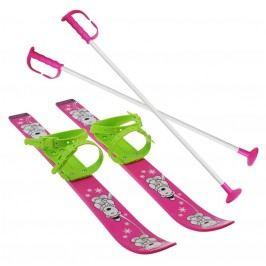 Sulov Dětské lyže, 70 cm - purpurové