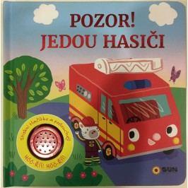 Nakladatelství SUN Sada zvukových knížek - Pozor jedou hasiči a O zvídavé mašince