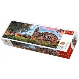 Trefl Puzzle 1000 panorama Koloseum