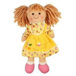 Bigjigs Látková panenka Daisy - 25 cm