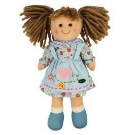Bigjigs Látková panenka Grace - 25 cm