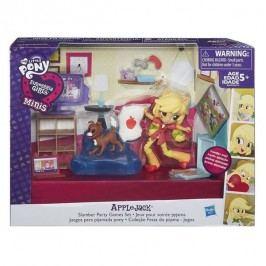 My Little Pony Tematický hrací set Equestria girls - Apple Jack