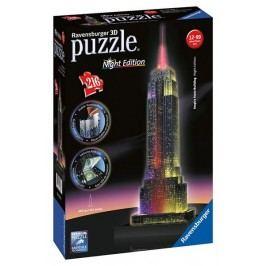 Ravensburger Empire State Building- Noční edice 3D 216p