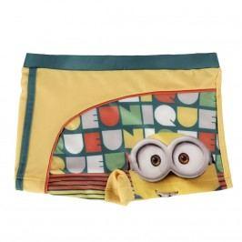 Disney Brand Chlapecké plavky Mimoni - žluté