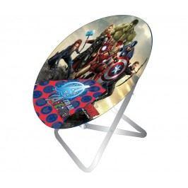 JNH Dětská rozkládací židle Avengers