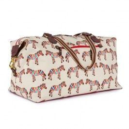 Pink Lining Velká taška Zebry