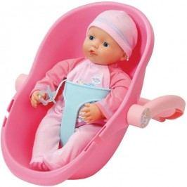 BABY born® My Little BABY born® Super Soft s přenosnou sedačkou