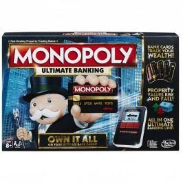Hasbro Monopoly elektronické bankovnictví CZ