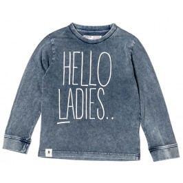 Minoti Chlapecké tričko Tunes 4 - šedé