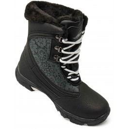LOAP Dětské zimní boty Spirit - černé