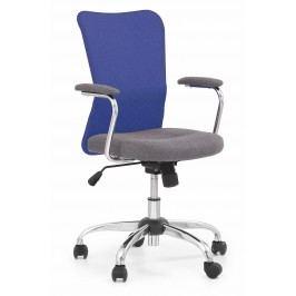 Halmar Dětská židle Andy - modrá