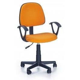 Halmar Dětská židle Darian - oranžová