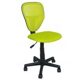 Halmar Dětská židle Spike - zelená