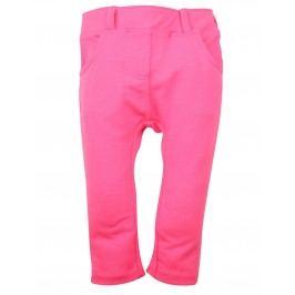 Dirkje Dívčí kalhoty - růžové