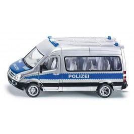 SIKU Super - Policejní minibus Mercedes, 1:50