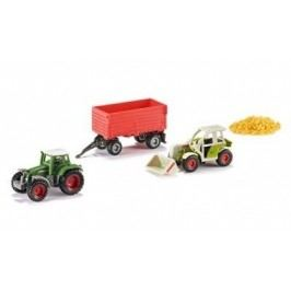 SIKU Super - Set zemědělská vozidla + prkna
