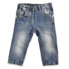 Blue Seven Dívčí džinové kalhoty - modré