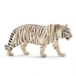 Schleich Zvířátko - tygr bílý