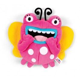 Tidy Freaks Pořádná příšerka Gorji - růžová