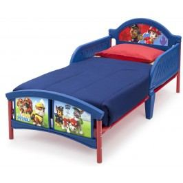 Delta Dětská postel Paw Patrol - modrá