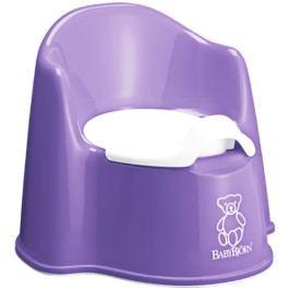 Babybjörn Nočník-křesílko Purple
