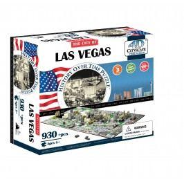4D CITYSCAPE 4D Puzzle - Las Vegas
