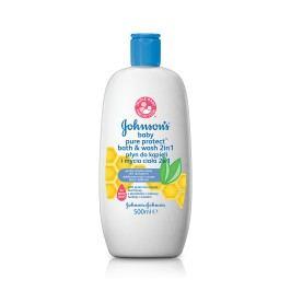 Johnson's Baby Koupel Pure Protect 500ml