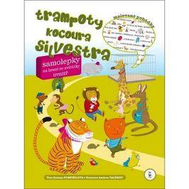 Trampoty kocoura Silvestra:  + samolepky