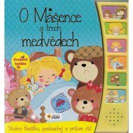 O Mášence a třech medvědech: Zvuková knížka