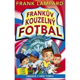 Frankův kouzelný fotbal Frankie v New Yorku