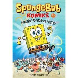 SpongeBob Praštěné podmořské příběhy: Komiks č.1