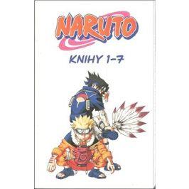 Naruto: Knihy 1-7